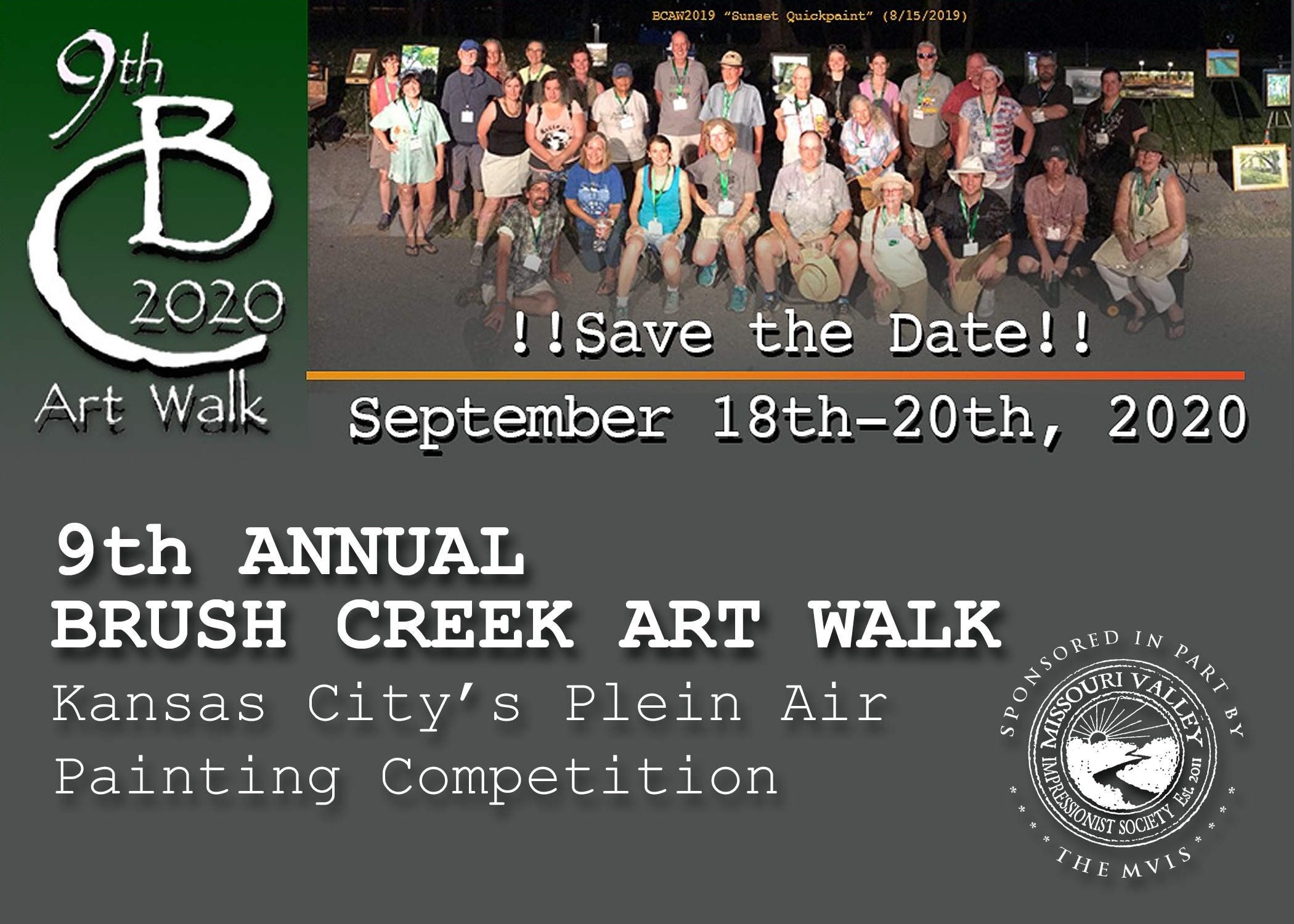Brush Creek Art Walk
